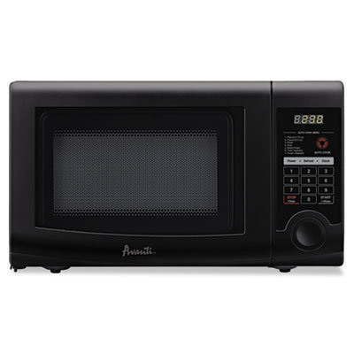 View larger image of 0.7 Cubic Foot Capacity Microwave Oven, 700 Watts, Black
