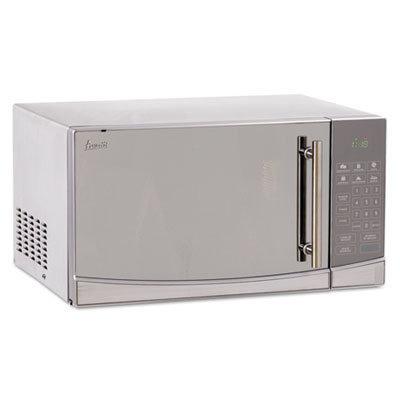 View larger image of 1.1 Cubic Foot Capacity Stainless Steel Touch Microwave Oven, 1000 Watts