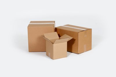 View larger image of 10 x 10 x 10 Shipping Box, 44 ECT