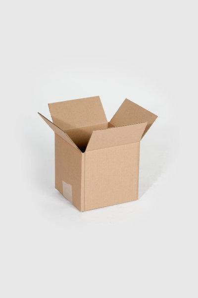 """View larger image of 16 x 16 x 16 Multi-Depth Shipping Box, 14, 12, 10, 8"""" 32 ECT"""