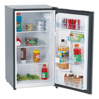View larger image of 3.2 Cu. Ft Superconductor Refrigerator, Black
