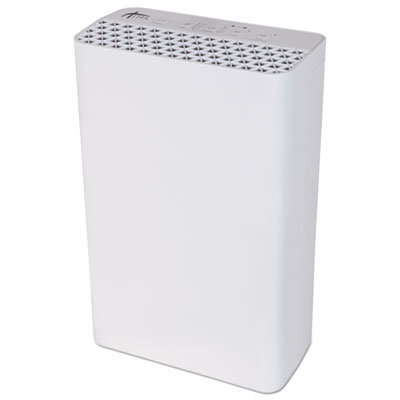 View larger image of 3-Speed HEPA Air Purifier, 215 sq ft Room Capacity, White