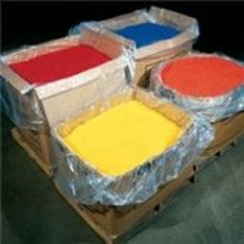 """68 x 65 x 82"""" 2 Mil Clear Pallet Covers/Bin Liners"""