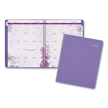 Beautiful Day Monthly Planner, 11 x 8.5, Purple, 2021