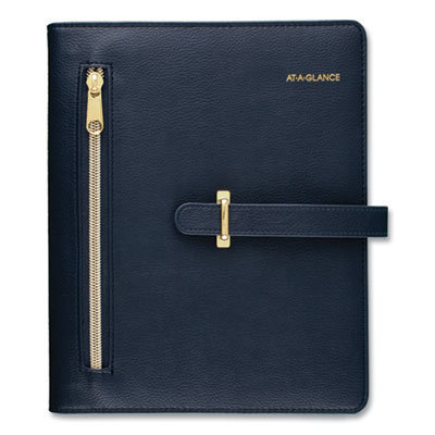 View larger image of Buckle Closure Starter Set, 8.5 x 5.5, Navy