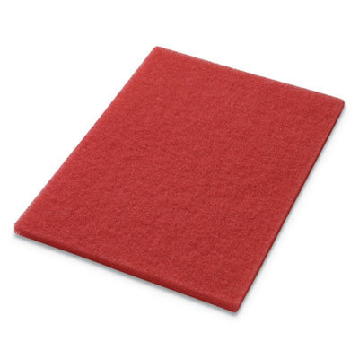 View larger image of Buffing Pads, 28w x 14h, Red, 5/CT