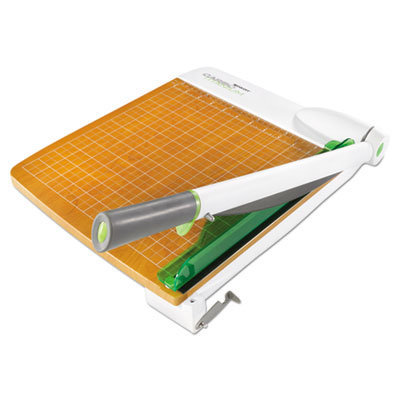 """View larger image of CarboTitanium Guillotine Paper Trimmers, 30 Sheets, 12"""" Cut Length, 14"""" x 22"""""""