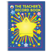 Classroom Record Book, Wirebound, 8.5 x 11, 96 Pages