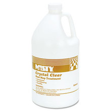 Dust Mop Treatment, Attracts Dirt, Non-Oily, Grapefruit Scent, 1gal, 4/Carton