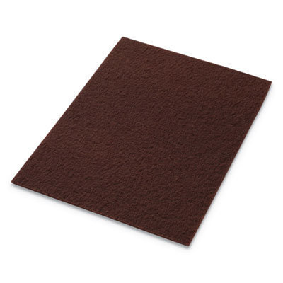 View larger image of EcoPrep EPP Specialty Pads, 28w x 14h, Maroon, 10/CT