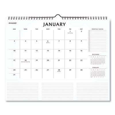 View larger image of Elevation Wall Calendar, 15 x 12, 2021