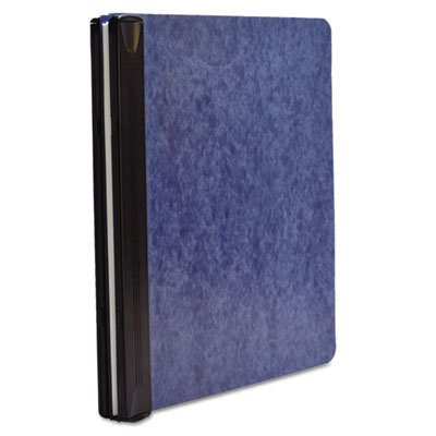 """View larger image of Expandable Hanging Data Binder, 2 Posts, 6"""" Capacity, 11 x 8.5, Blue"""