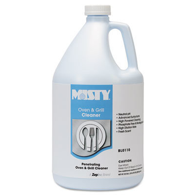 View larger image of Heavy-Duty Oven and Grill Cleaner, 1 gal. Bottle