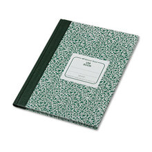Lab Notebook, Wide/Legal Rule, 10 1/8 x 7 7/8, White, 96 Sheets