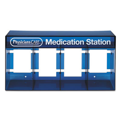View larger image of Medication Grid Station without Medications