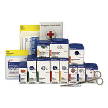 Medium Metal SmartCompliance Refill Pack for 25 People, 94 Pieces
