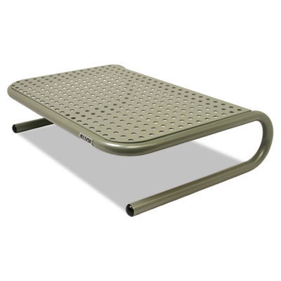 View larger image of Metal Art Jr. Monitor Stand, 14.75 x 11 x x 4.25, Pewter