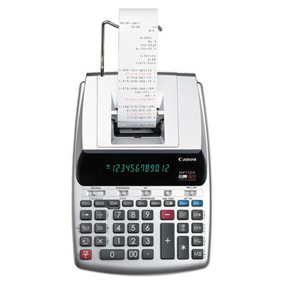 View larger image of MP11DX-2 Printing Calculator, Black/Red Print, 3.7 Lines/Sec
