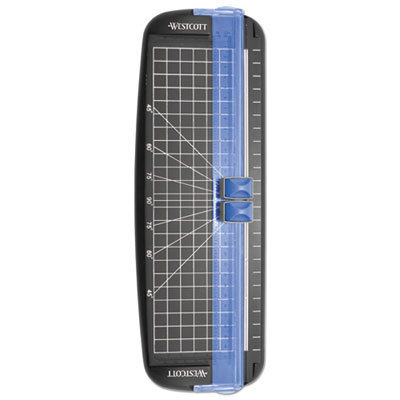 View larger image of Multi-Purpose Personal Trimmer, 10 Sheets, Plastic, 6.38 x 12