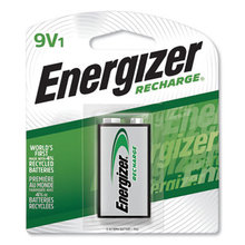 NiMH Rechargeable 9V Batteries