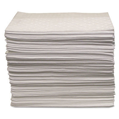"""View larger image of Oil Only Sorbent Pad 15""""x17"""", Heavy-Weight"""