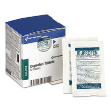 Over the Counter Pain Relief Medication for First Aid Cabinet, 20 Tablets