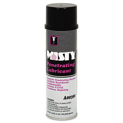 View larger image of Penetrating Lubricant Spray, 19-oz. Aerosol Can