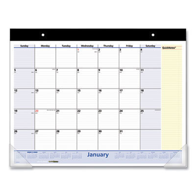 View larger image of QuickNotes Desk Pad, 22 x 17, 2021