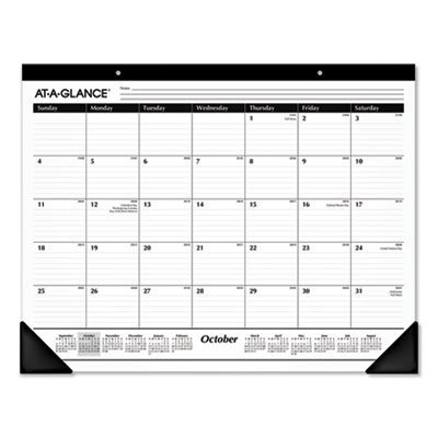 View larger image of Ruled Desk Pad, 21.75 x 17, 2020-2021