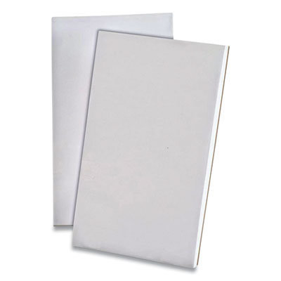 View larger image of Scratch Pads, Unruled, White Sheets, 3 x 5, 100 Sheets