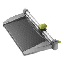 SmartCut Commercial Heavy-Duty Rotary Trimmer, 30 Sheets, Metal Base, 15 x 23