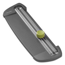 SmartCut Compact Personal Rotary Trimmer, 5 Sheets, Plastic Base, 5 x 16 1/2