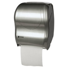 Tear-N-Dry Touchless Roll Towel Dispenser, 16.75 x 10 x 12.5, Silver