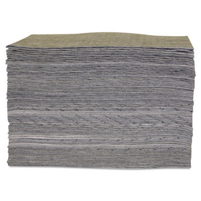 """View larger image of Universal Sorbent Pad, 15"""" x 17"""", Lightweight"""