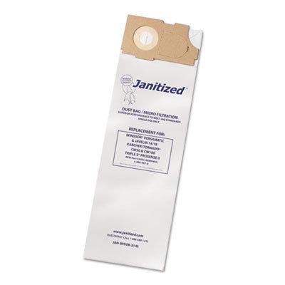 View larger image of Vacuum Filter Bags Designed to Fit Windsor Versamatic, 100/CT