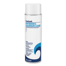 Whiteboard and Chalkboard Cleaner, 19 oz Can, 12/Carton