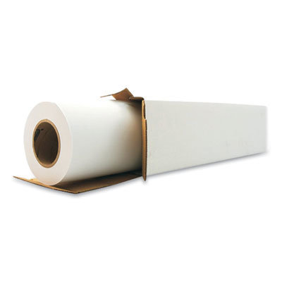 """View larger image of Wide Format Professional Coated Bond, 2"""" Core, 36 lb, 36"""" x 100 ft, Matte White"""