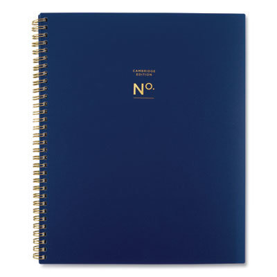View larger image of Workstyle Weekly/Monthly Planner, 11 x 8.5, Navy, 2021