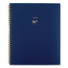 Workstyle Weekly/Monthly Planner, 11 x 8.5, Navy, 2021